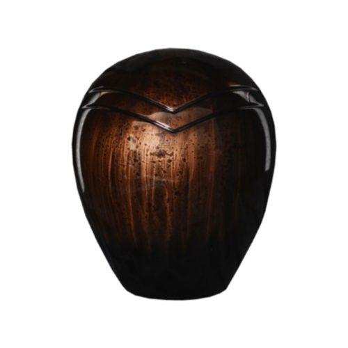 Urne funéraire cacao